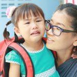 Alguns cuidados importantes no primeiro processo de adaptação da criança na escola