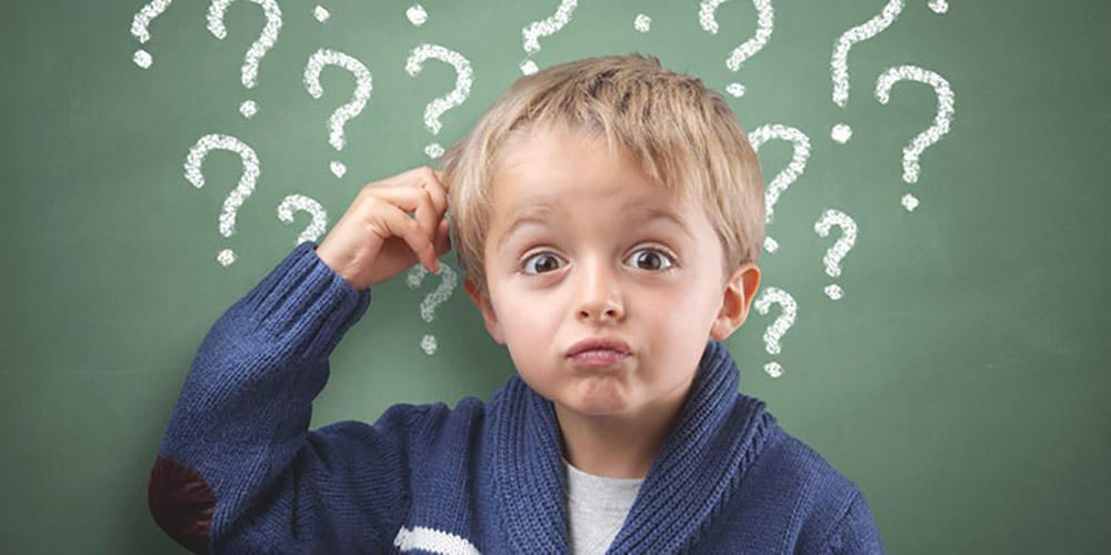 Perguntas de criança: o que responder?