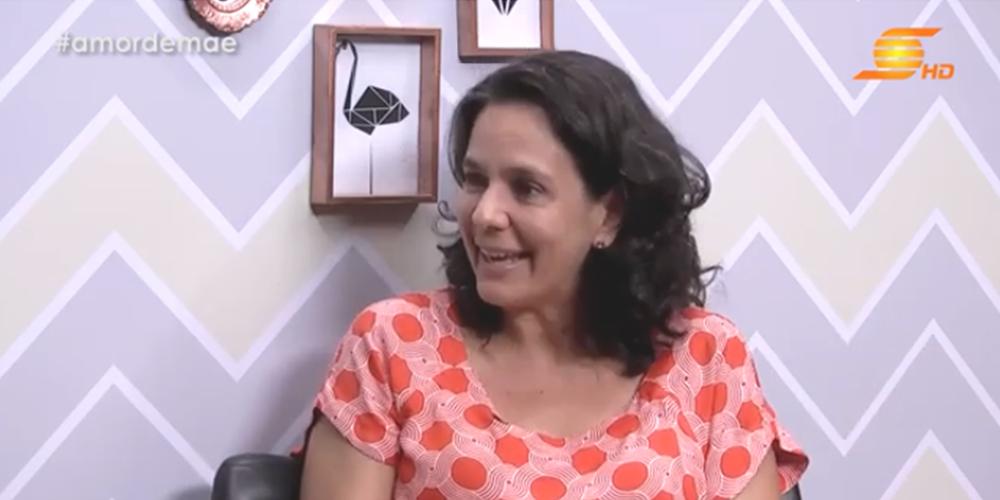 Patrícia Grinfeld fala sobre desfralde em programa da TV União