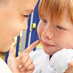 Por que as crianças brigam?