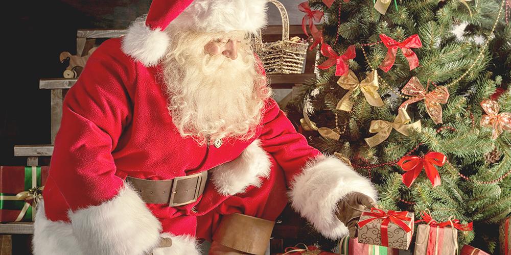 """Deixe sua criança """"acreditar"""" em Papai Noel!"""