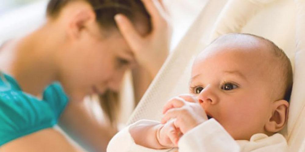 Entre o baby blues e a depressão pós-parto